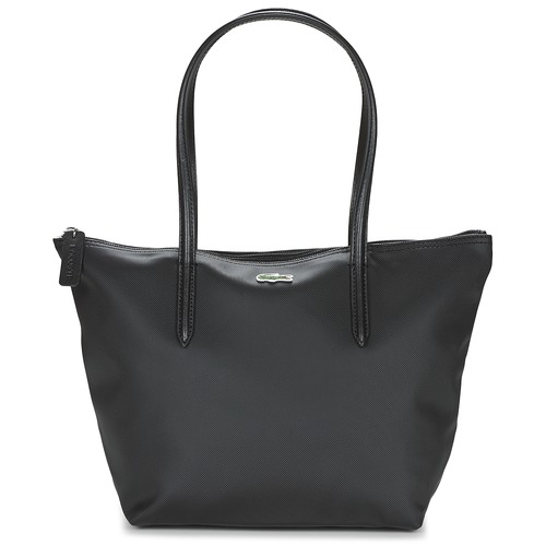 Bolsos Mujer Bolso shopping Lacoste L.12.12 CONCEPT S Negro