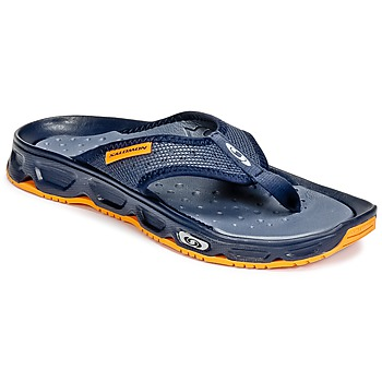 Zapatos Hombre Chanclas Salomon RX BREAK Azul / Naranja