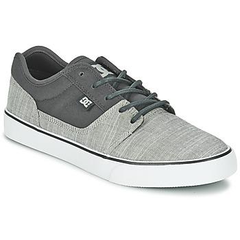 Zapatos Hombre Zapatillas bajas DC Shoes TONIK TX SE M SHOE 011 Gris