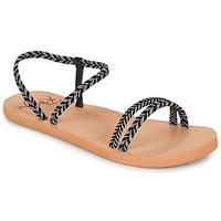 Zapatos Mujer Chanclas Roxy LUANA J SNDL BLK Negro