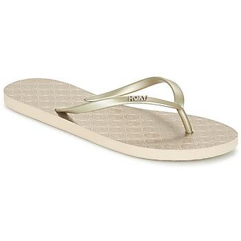 Zapatos Mujer Chanclas Roxy VIVA III J SNDL GLD Oro