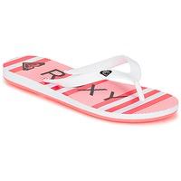 Zapatos Niña Chanclas Roxy RG TAHITI V G SNDL WBD Blanco / Negro / Rosa