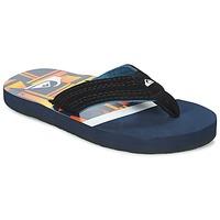 Zapatos Niños Chanclas Quiksilver BASIS-YT B SNDL XBWN Negro / Azul / Naranja