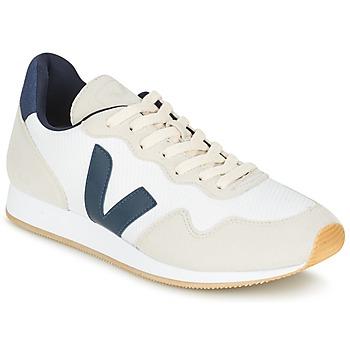 Zapatos Zapatillas bajas Veja SDU Blanco / Azul / Beige