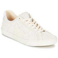 Zapatos Mujer Zapatillas bajas Veja ESPLAR LOW LOGO Blanco