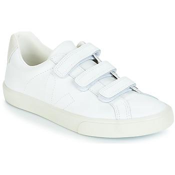 Zapatos Mujer Zapatillas bajas Veja 3 - LOCK Blanco
