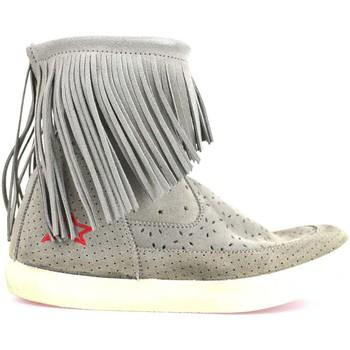 Zapatos Mujer Botines Ishikawa AM662 Beige