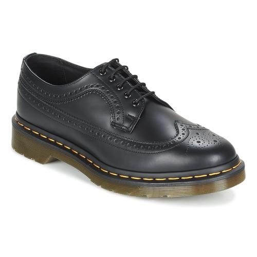 Zapatos especiales para hombres y mujeres Dr Martens 3989 Negro