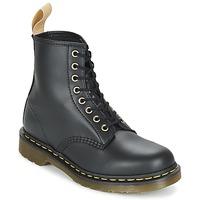 Zapatos Botas de caña baja Dr Martens VEGAN 1460 Negro