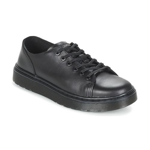 Cómodo y bien parecido Dr Martens DANTE Negro - Envío gratis Nueva promoción - Zapatos Deportivas bajas Mujer