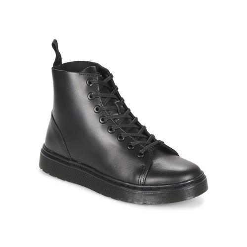 Zapatos especiales para hombres y mujeres Dr Martens TALIB Negro
