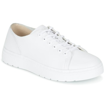 Zapatos Botas de caña baja Dr Martens DANTE Blanco