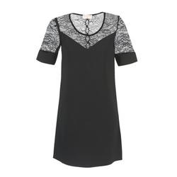 textil Mujer vestidos cortos Moony Mood FUFU Negro
