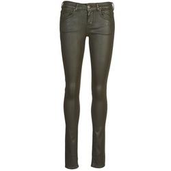 textil Mujer pantalones con 5 bolsillos Cimarron ROSIE JEATHER Negro