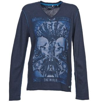 textil Hombre jerséis Le Temps des Cerises BREG Azul