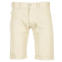 textil Hombre Shorts / Bermudas Armani jeans OFAGORA Beige