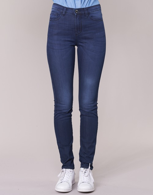 Mujer Azul Armani Jeans Slim Hertion Vaqueros Textil FlcJK1