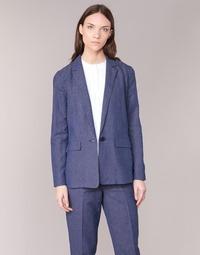 textil Mujer Chaquetas / Americana Armani jeans FADIOTTA Azul