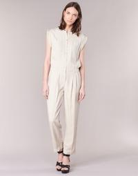 textil Mujer Monos / Petos Armani jeans FOFFIA Beige