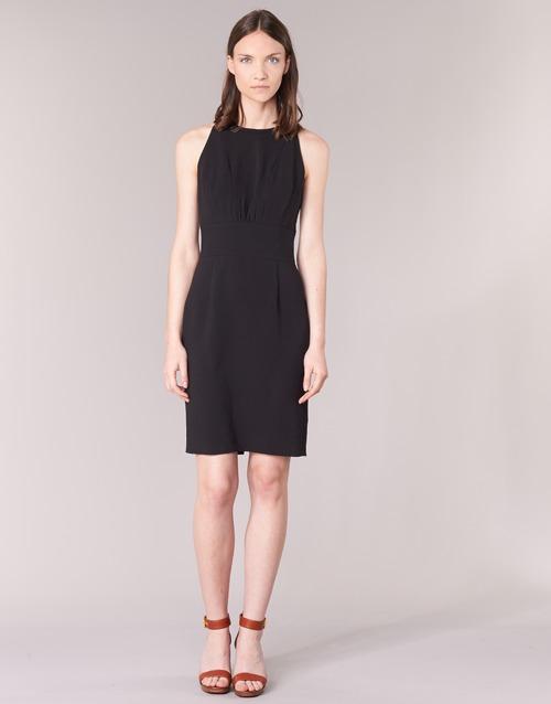 textil Mujer vestidos cortos Armani jeans ODIALINA Negro