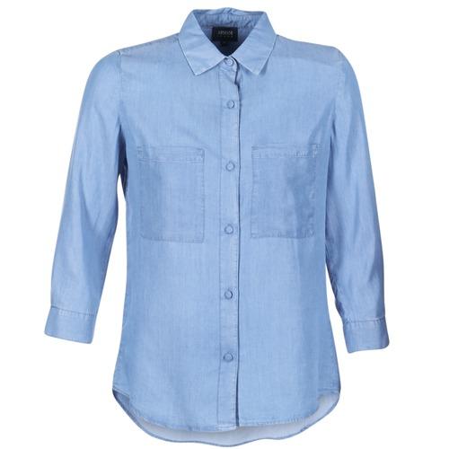 Armani jeans OUSKILA Azul - Envío gratis | ! - textil camisas Mujer