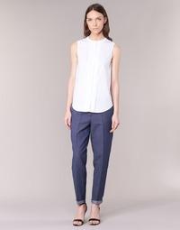 textil Mujer Pantalones con 5 bolsillos Armani jeans JAFLORE Azul