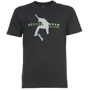 textil Hombre camisetas manga corta DC Shoes FBF 94 SS Negro