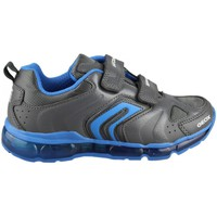 Zapatos Niños Zapatillas bajas Geox ANDROID B.D. LUCES AZUL