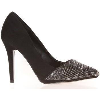 Zapatos Mujer Zapatos de tacón Cassis Côte d'Azur Escarpins Neptune Noir Negro