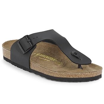 Zapatos Hombre Chanclas Birkenstock RAMSES Negro