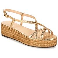 Zapatos Mujer Sandalias Castaner MAGDALENA Oro