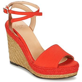 Zapatos Mujer Sandalias Castaner ADELA Rojo