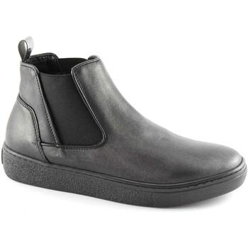 Zapatos Mujer Botas de caña baja Grunland GRU-PO1606-NE Nero