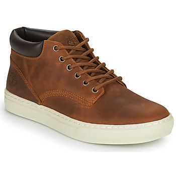 Zapatos Hombre Zapatillas altas Timberland ADVENTURE 2.0 CUPSOLE CHK Marrón