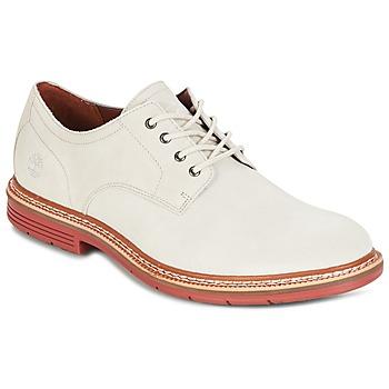 Zapatos Hombre Derbie Timberland NAPLES TRAIL OXFORD Blanco