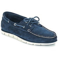 Zapatos Hombre Zapatos náuticos Timberland TIDELANDS 2 EYE Marino