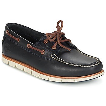 Zapatos Hombre Zapatos náuticos Timberland TIDELANDS 2 EYE Azul
