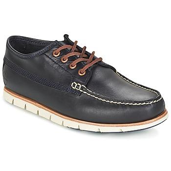 Zapatos Hombre Zapatos náuticos Timberland TIDELANDS RANGER MOC Marino