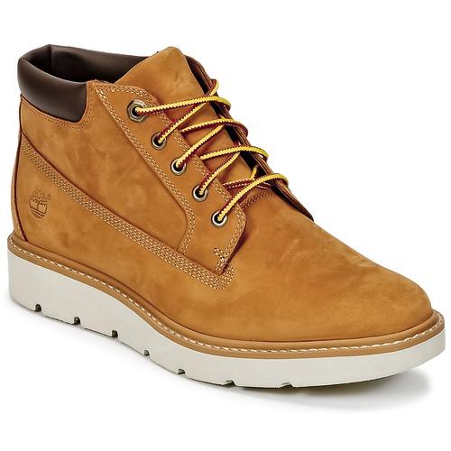 Timberland KENNISTON NELLIE Beige - Envío gratis | ! - Zapatos Botas de caña baja Mujer