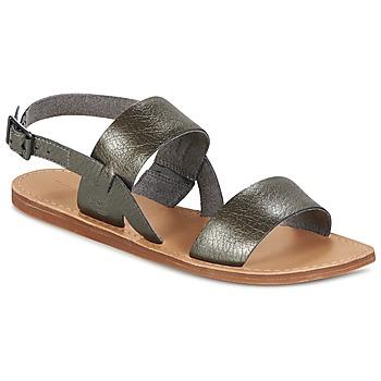 Zapatos Mujer Sandalias Timberland CAROLISTA SLINGBACK Gris