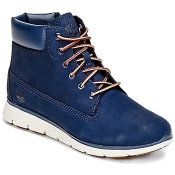 Zapatos Niños Botas de caña baja Timberland KILLINGTON 6 IN Azul