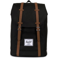 Bolsos Mochila Herschel Retreat Black Negro