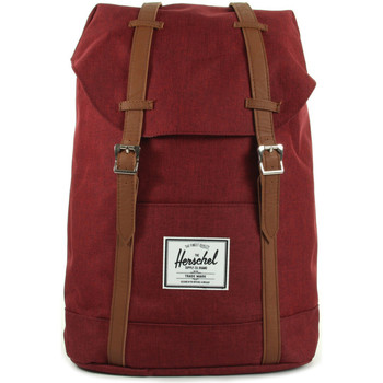 Bolsos Mochila Herschel Retreat Winetasting Cross Rojo