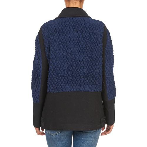 Mujer Eleven NegroAzul Cazadoras Fleitz Textil Paris DW9HY2IeE