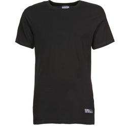 textil Hombre camisetas manga corta Eleven Paris HALIF Negro