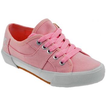 Zapatos Niña Zapatillas bajas Lumberjack  Rosa
