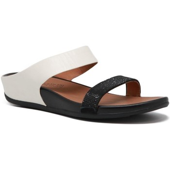 Zapatos Mujer Zuecos (Mules) Fitflop Tm 472.042-fit Flop blanco blanco
