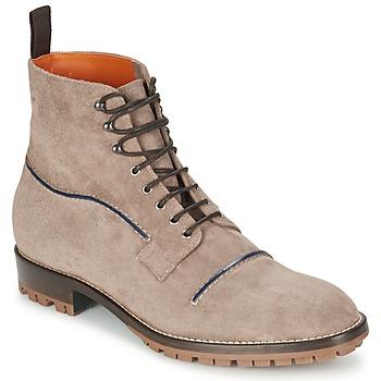 Zapatos Hombre Botas de caña baja Etro E174 Topotea