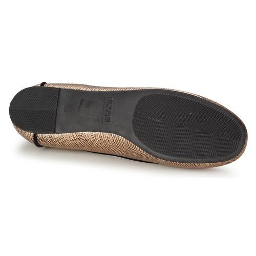 Zapatos Mujer Bailarinas manoletinas Dorado Etro 3078 CxdreBo