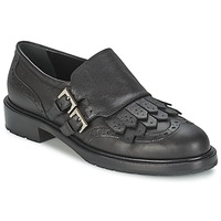 Zapatos Mujer Derbie Etro 3096 Negro